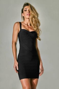 Francie Mini Bandage Dress